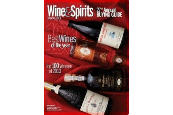 Wine & Spirits (31st Annual Buying Guide)