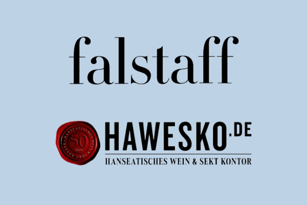 Thanks to falstaff and Hawesko!