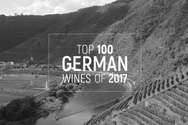 TOP 100 German Wines of 2017: