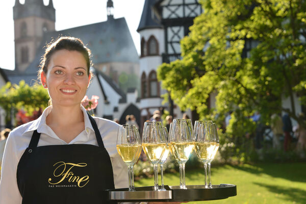Summer Festival at Weingut Robert Weil