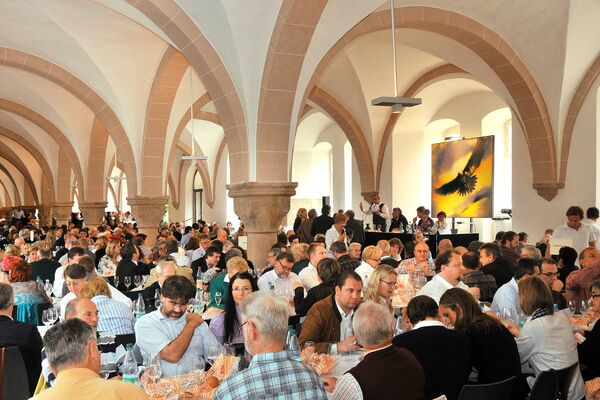 VDP.Auction at Kloster Eberbach