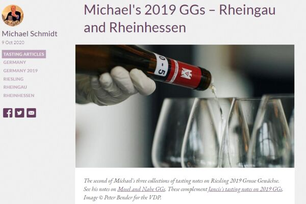 Best GG from the Rheingau!