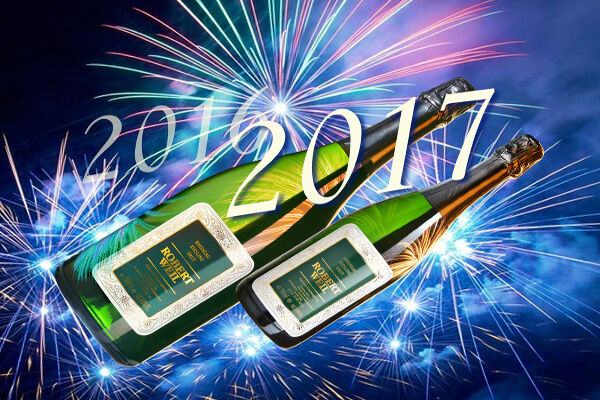 Here's to a happy and healthy 2017 from all of us at Weingut Robert Weil!