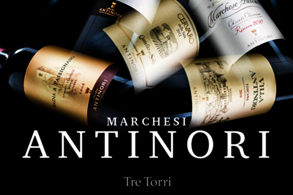 The book about Marchese Piero Antinori