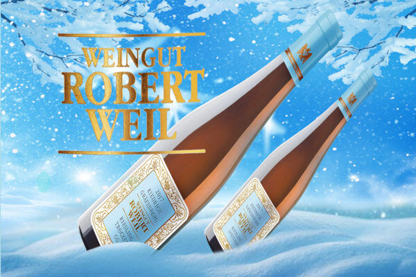 A very Merry Christmas from all of us at Weingut Robert Weil!