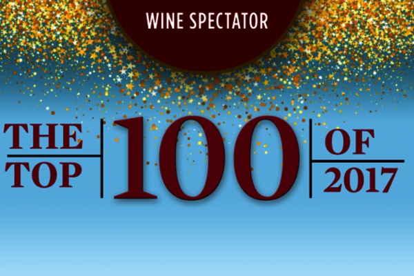 Wine Spectator – THE TOP 100 OF 2017