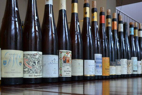 Riesling GG 2007 – Ten years after!